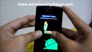 Instalar ClockWorkMod Recovery en Samsung Captivate 2.3.5 [HD]