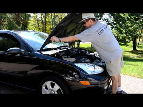2002 Ford Focus ZX-3 Antifreeze Coolant Video