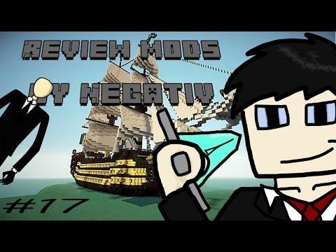 Minecraft.Обзор модов-[Slender Mod]-Часть 17