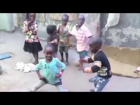 """""""لمينا الكفار"""" رقصة اطفال افارقة #africa dance thumbnail"""