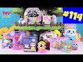 Blind Bag Treehouse #114 Unboxing Silly Scoops Shopkins Trolls Num Noms | PSToyReviews