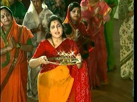 Jay Ambe Gauri Aarti [full Song] Ambe Ma Na Darshan video