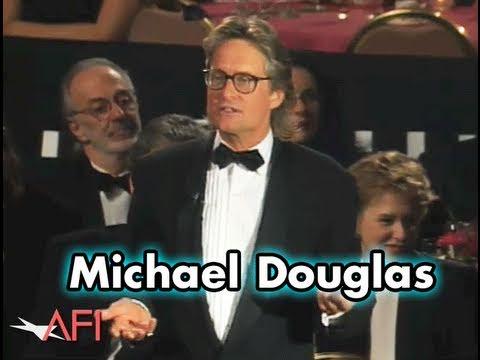 Michael Douglas Salutes Jack Nicholson