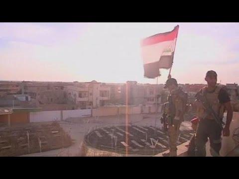 ISIL Attack followed by Gunbattles Rage In The Iraqi City Of Kirkuk