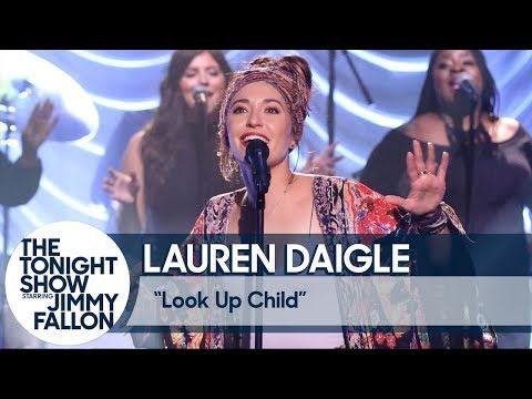 Download Lagu  Lauren Daigle: Look Up Child Mp3 Free