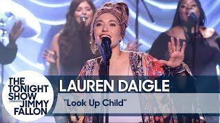 Download Lauren Daigle Look Up Child