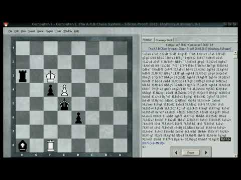 The A.R.B Chess System - Silicon Proof!