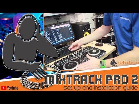Numark Mixtrack Pro 2 Scratching Tutorial with DJ Nitro @ Getinthemix.com