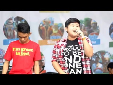 Tondok Kadadiangku by PKMST Salatiga #IICF2016 #UKSW-Salatiga