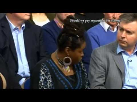 THE BIG QUESTION-Reparations. A must WATCH