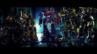 Transformers (2007) - Autobots Arrival To Earth Scene Full HD (Bluray)