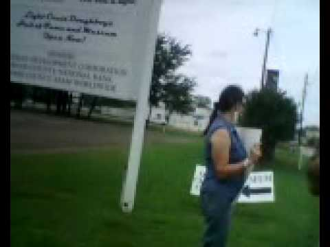 ! May 2009 - We The People United Walk - Quitman, TX - 01