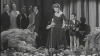 Eurovision 1956 Switzerland / Lys Assia - Refrain