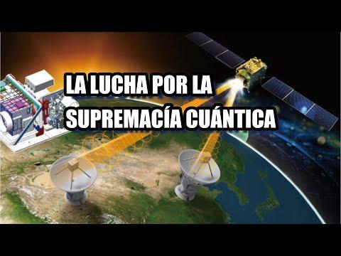 ¡Adelanta a todos! China consigue la Comunicación Cuántica desde el espacio