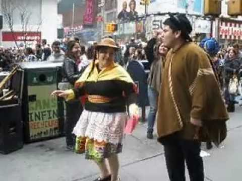 You Will Love Peru In Times Square