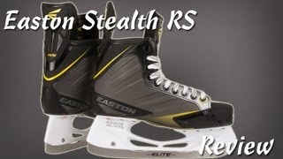 Easton Stealth RS Ice Hockey Skates Review