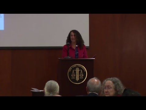 22nd Annual Rose Sheinberg Lecture