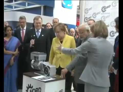 Hannover Messe, it's all about Narendra Modi's 'Make in India'