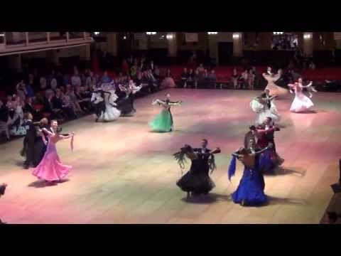 Blackpool 2013  Junior Viennese Waltz Semi-final