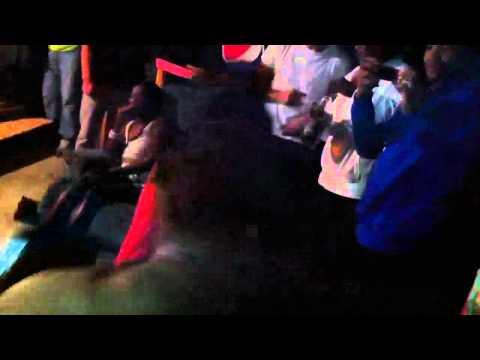 Black Girl Fights White Dude! video