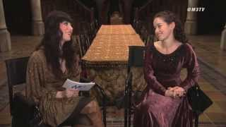 Reign Rapid Fire: Anna Popplewell
