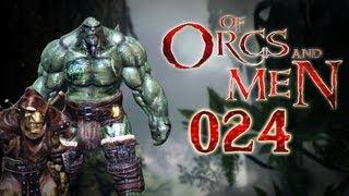 Let's Play Of Orcs And Men #024 - Die Geschichte von Garok [deutsch] [720p]