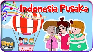 Indonesia Pusaka | Diva bernyanyi | Diva The Series Official