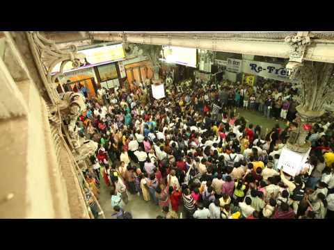 Flash Mob Mumbai -  Cst  Official Video video