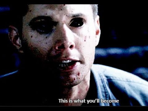 Supernatural demon eyes gif
