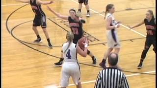 High School Girls Basketball Plano, IL vs  Sandwich, IL 2016