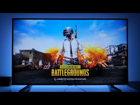 PLAYERUNKNOWN'S BATTLEGROUNDS PUBG PS4 gameplay | 4K TV