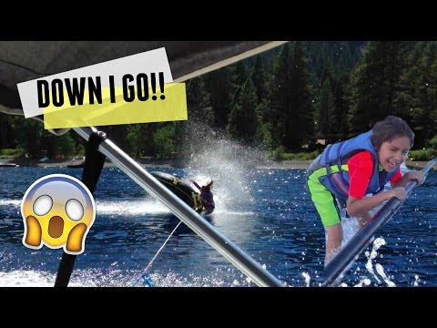 Down i Go! | Tahoe Vlog Day 6 | Sierra