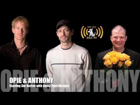 Opie & Anthony - Paul Mooney Interview (1/7)