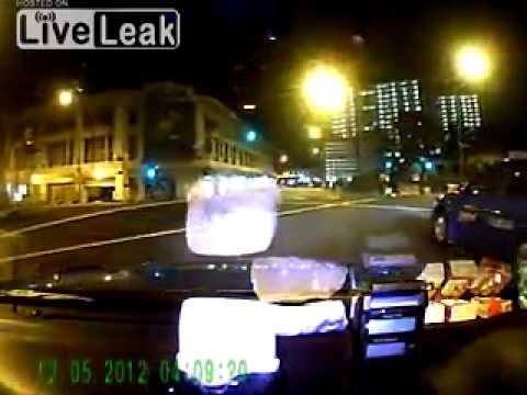 FERRARI 599 GTO ACCIDENT IN SINGAPORE