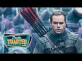 THE GREAT WALL MOVIE REVIEW - Double Toasted Review