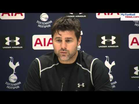 Spurs boss Mauricio Pochettino looks forward to first North London Derby
