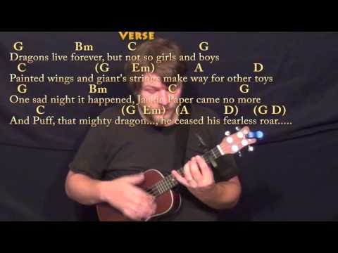 Puff The Magic Dragon Ukulele Chords C 320kbps Mp3 Download