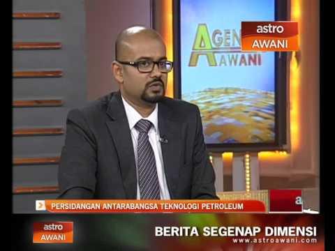 Agenda Awani: Persidangan antarabangsa teknologi petroleum