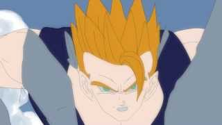 Dragonball absalon Gohan fight scene test