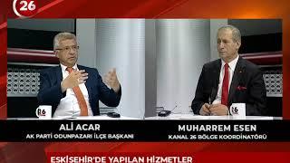 Günlük | Ak Parti Odunpazarı İlçe Bşk Ali Acar