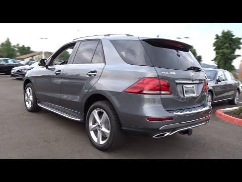 2017 Mercedes-Benz GLE Pleasanton, Walnut Creek, Fremont, San Jose, Livermore, CA 17-2630