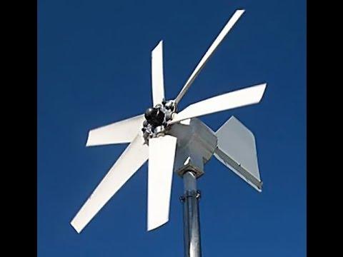 Ветряк своими руками окончательный вариант.