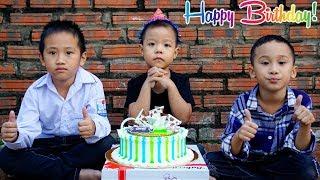 Trò Chơi Bánh Sinh Nhật Và Điều Ước - Bé Nhím TV - Đồ Chơi Trẻ Em Thiếu Nhi
