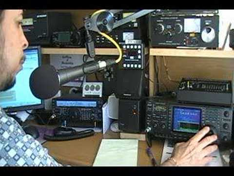 Ham Radio, New England QSO Prty
