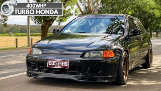 THIS TURBO Honda Civic