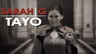 Watch Sarah Geronimo Tayo video