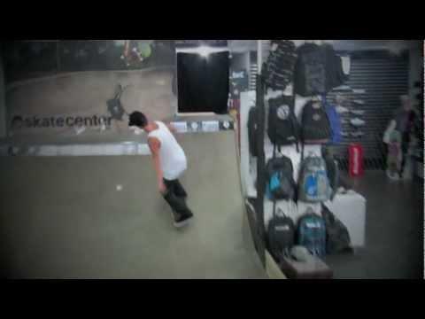 Firing Line Longbohh: Diego Polito - Skate Center