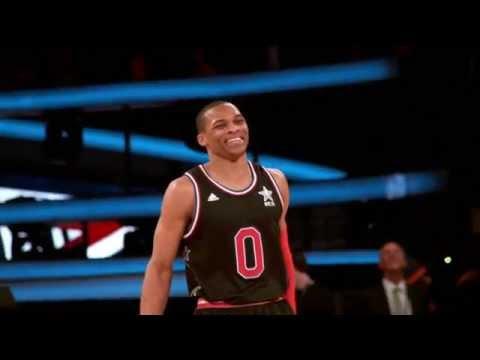 Russell Westbrook's MVP All-Star Performance in Phantom Slow-Mo