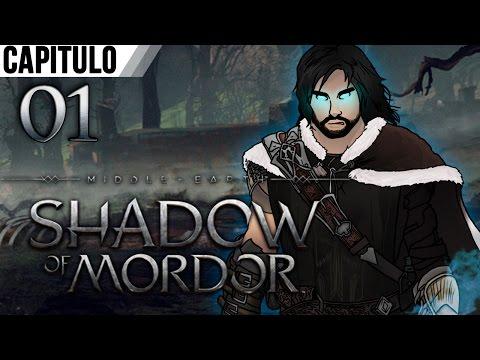 Middle Earth: Shadow of Mordor con ALKAPONE Ep. 1