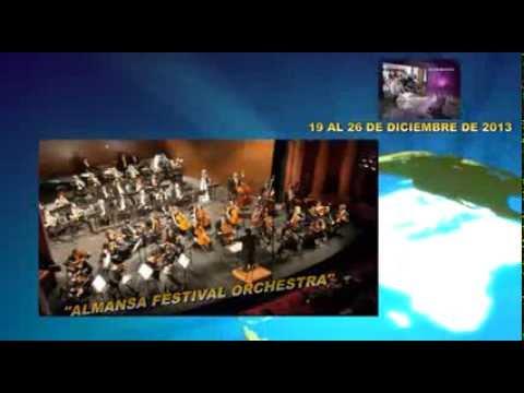IV Festival Internacional de Música de Almansa. Video Promocional